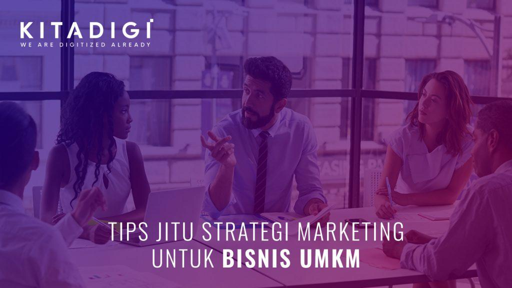 tips strategi marketing