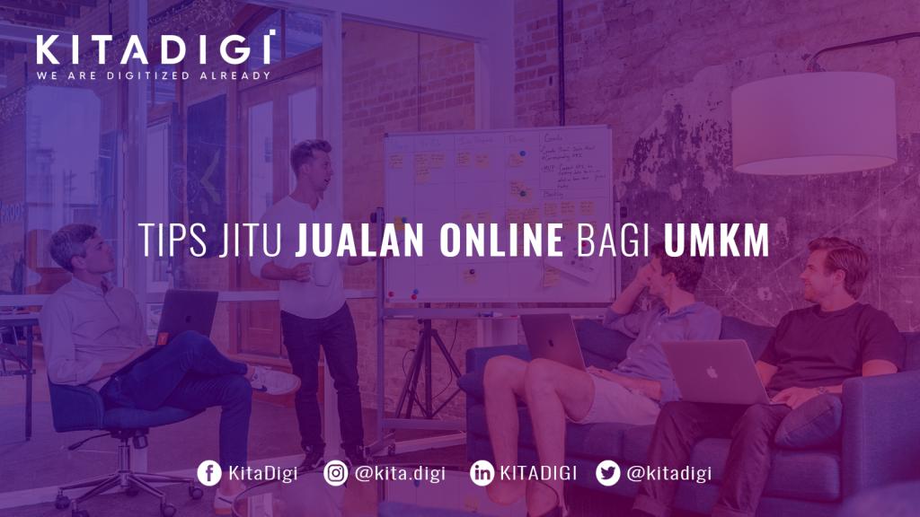 Tips Jitu Jualan Online UMKM