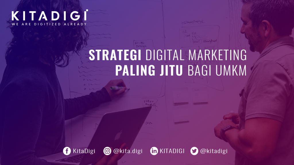 strategi digital marketing umkm
