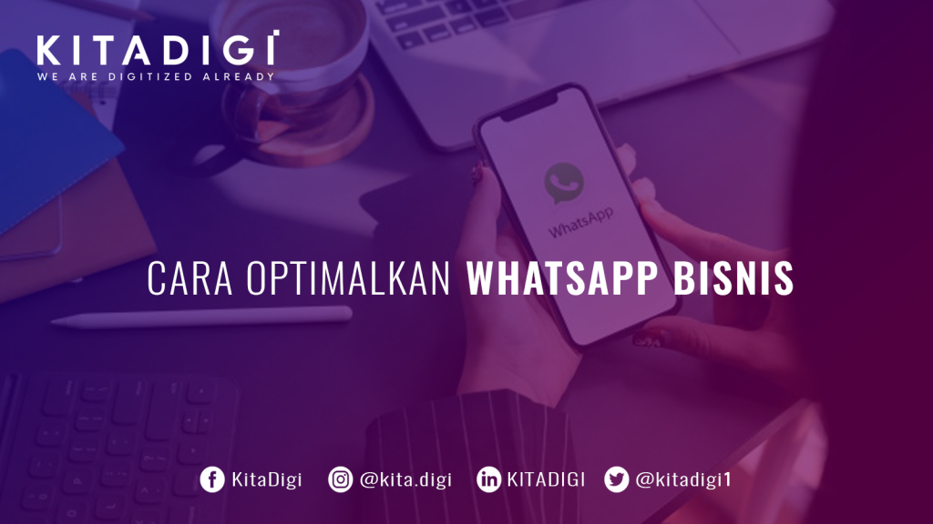 cara optimalkan whatsapp business