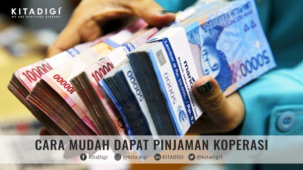 koperasi simpan pinjam tanpa jaminan