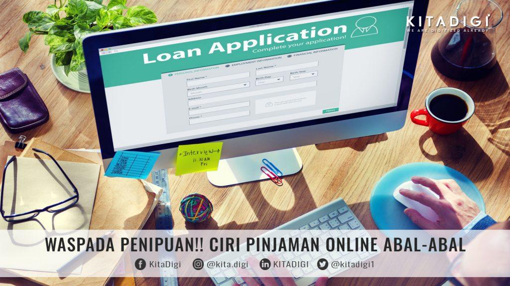 Pinjaman online KSP