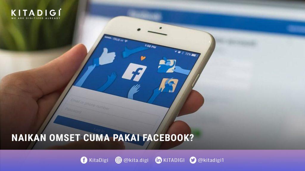 meningkatkan penjualan dari facebook