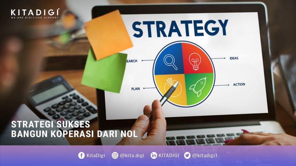 strategi bisnis koperasi