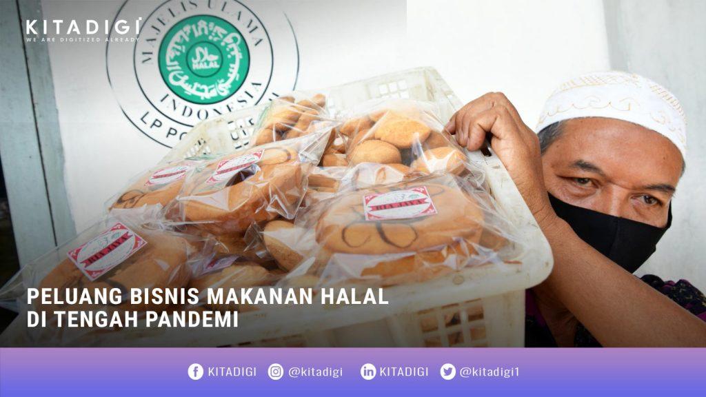 bisnis makanan halal