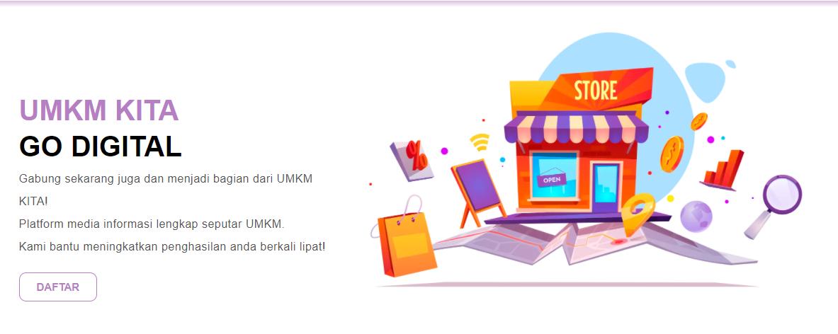 Tips UMKM Go Online