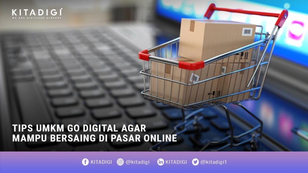 Tips UMKM Go Digital