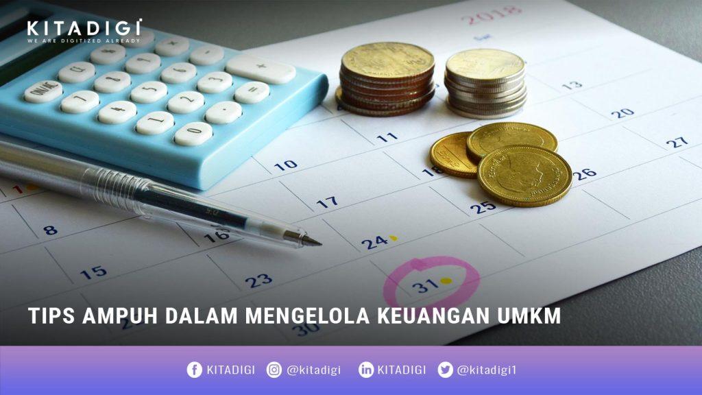 mengelola keuangan umkm