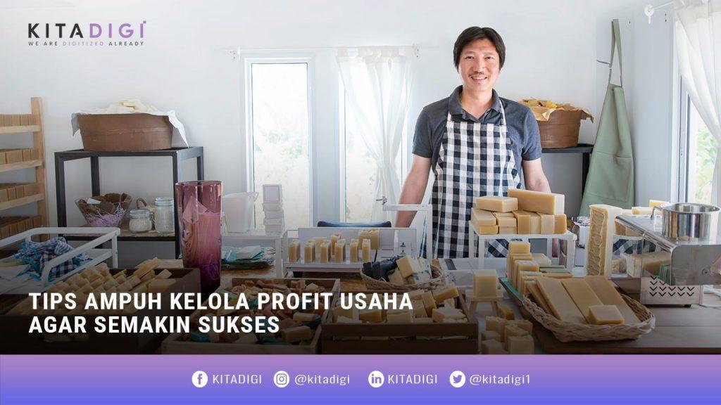 Tips Kelola Profit Usaha