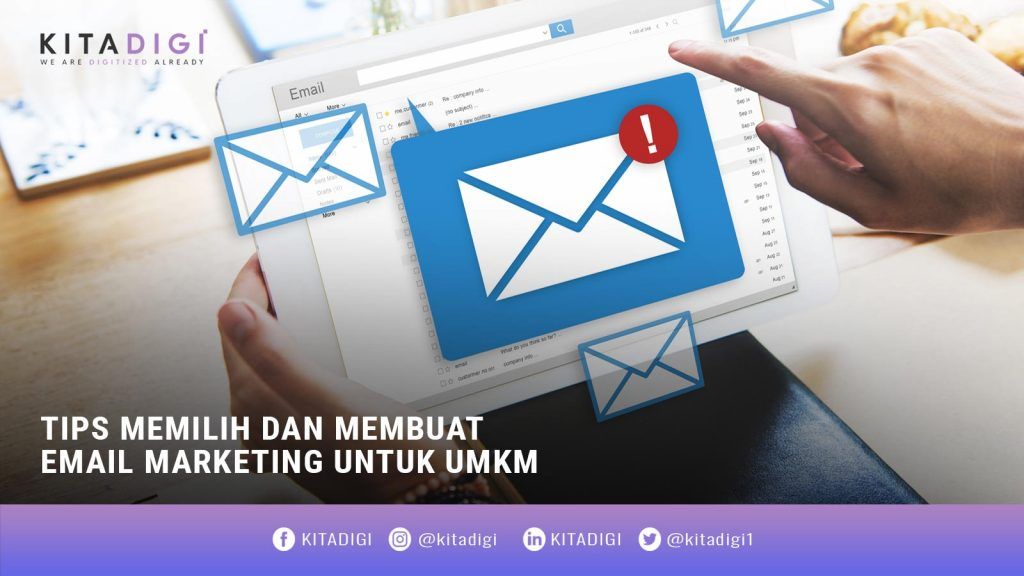 Email Marketing UMKM
