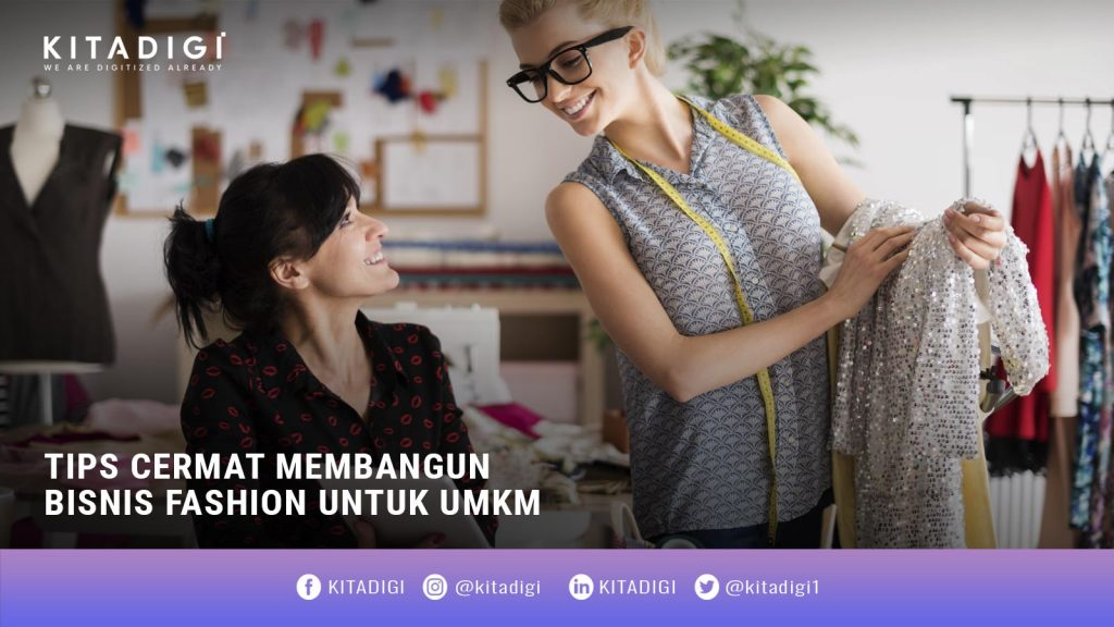 Tips bisnis fashion