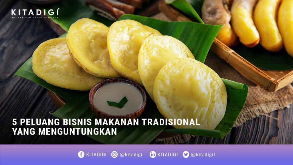 Bisnis Makanan Tradisional