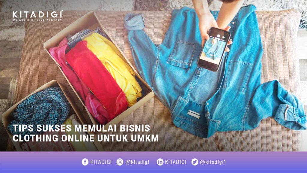Bisnis Clothing Online