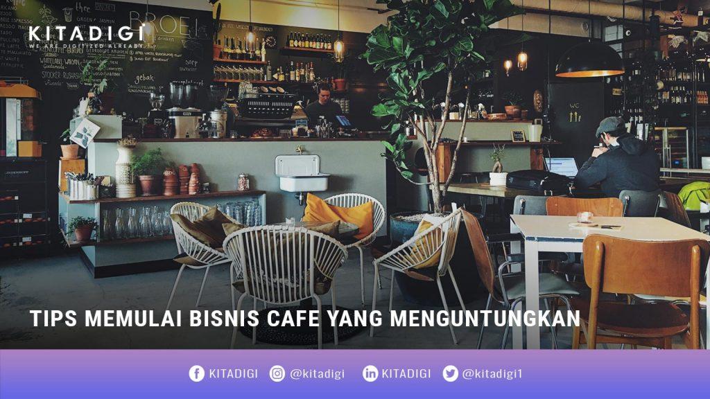 Memulai Bisnis Cafe