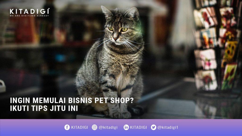 Bisnis Pet Shop