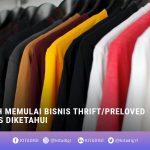 Bisnis Thrift