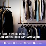 Tips Bisnis Thrift